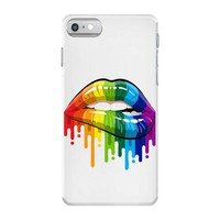 rocky horror gay lips! iPhone 7 Case