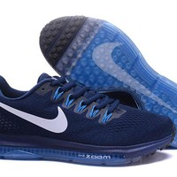 """""""Nike Zoom All Out Low"""" Men Sport Casual Fly Line Knit Air Cushion Sneakers Running Shoes"""