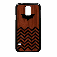 Batman And Black Chevron Samsung Galaxy S5 Case
