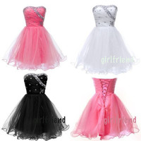 New Style Short Evening Prom Gowns /Cocktail Dress