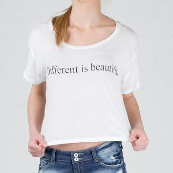 ANGL | Different Is Beautiful Tee