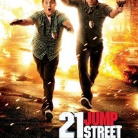 21 Jump street Intl Movie Poster Double Sided Original 27x40