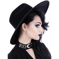 Witch Brimmed | HAT