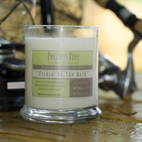 Fishin' in the Dark Soy Candle from Pecan Tree Candle Company
