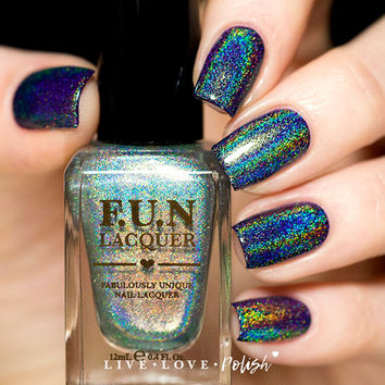 FUN Lacquer Diamond Top Coat