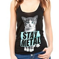 Miss May I Kitty Girls Tank Top - 149967