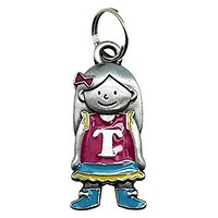 Initial Kid's Tag - Girl - T by Ganz