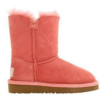 UGG Kids Bailey Button 5991 Pink