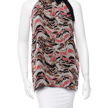 M Missoni Silk Top w/ Tags