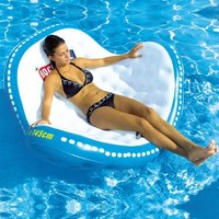 Rock and Roll Inflatable Pool Chair SP54-1680 | PoolToysMart.com