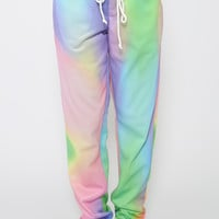 O'Mighty - Green Pop Sweatpants - Print