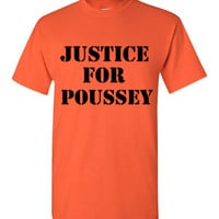 Justice for Poussey T-Shirt