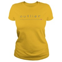 Womens Outlier Shirt or Hoodie