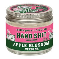 Apple Blossom Verbena Hand Shit