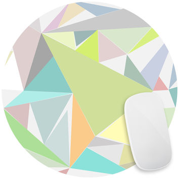 Nordic Combination Mouse Pad Decal