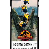 Minion World Dont Give It  Banana iPhone 6 Plus Case