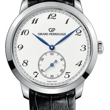 Girard Perregaux GP 1966 Mens Automatic Watch 49534-53-711-BK6A