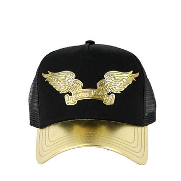 Robin's Jean Gold Metal Signature Wings