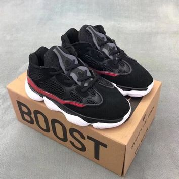 Adidas YEEZE 500 Children's sports shoes
