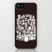 Point and Click  iPhone & iPod Case by Hoborobo