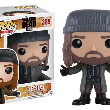 Funko Pop TV TWD Jesus 389 11069
