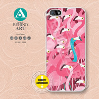 Pink flamingo, iPhone 5 case, iPhone 5C Case, iPhone 5S case, iPhone 4 Case, iPhone 4S Case, Samsung Galaxy S3 S4 case, BA0644