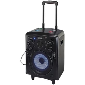 Jensen Portable Bluetooth Tailgate And Trolley Speaker JENSMPS900
