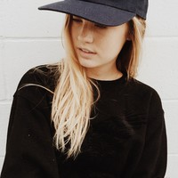 KATHERINE SKULL PATCH CAP