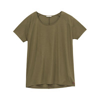 Buy Lee Oversized T-Shirt, Army Green | John Lewis