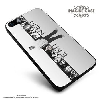 eminem 2 case cover for iphone, ipod, ipad and galaxy series
