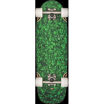 Globe Outsider Complete 8.25x27.12 Green Pearl