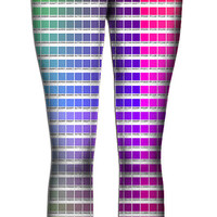 Pantone Leggings
