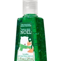 PocketBac Sanitizing Hand Gel Vanilla Bean Noel