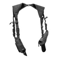 Universal Shoulder Holster Color- Black