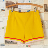 Vintage See the Campsites Shorts | Mod Retro Vintage Vintage Clothes | ModCloth.com