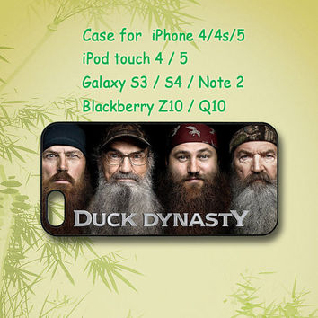 iphone 5S case,duck dynasty,iphone 5C case,iphone 5 case,iphone 4 case,iphone 4S case,ipod 4 case,ipod 5 case,ipod case,iphone cover