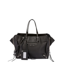 Balenciaga Papier Zip-Around B4 AJ Tote Bag