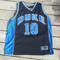 Vintage Duke University Blue Devils Basketball Jersey from Deadstock Dynasty