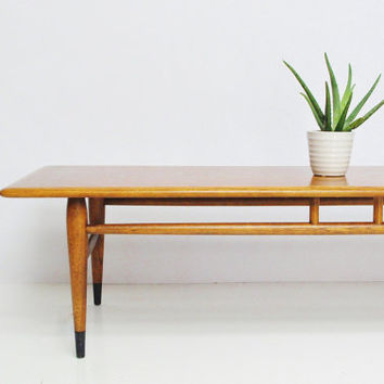 Lane Acclaim MidCentury Coffee Table by thewhitepepper on Etsy