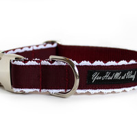 Collette Dog Collar