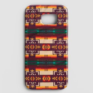 Pendleton Maroon Chief Samsung Galaxy Note 8 Case