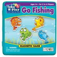 Go Fishing - Take 'N' Play Anywhere Game