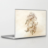 Poetic Lion Laptop & iPad Skin by LouJah | Society6