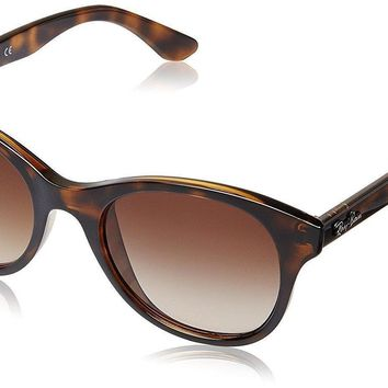 Cheap Ray-Ban RB4203 710/13 Women's Tortoise Frame Brown Gradient 51mm Lens Sunglasses outlet