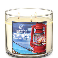 TOASTED S'MORES3-Wick Candle
