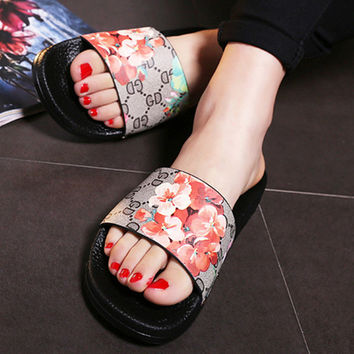 Women Shoes Sandals Slides Flat Sandals Beach Slippers Women Flat Sandals Peep Toe Summer Walking Women Summer Shoes Brand shoes