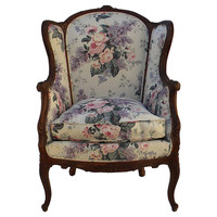 One Kings Lane - Upholstered Wingback Chair
