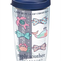 Simply Southern® Sealife - Wrap with Lid | 16oz Tumbler | Tervis®