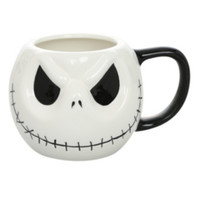 The Nightmare Before Christmas Jack Ceramic Mug