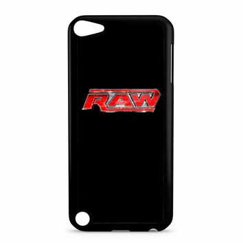 Wwe Raw Logo 2 iPod Touch 5 Case